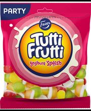Жевательные конфеты с йогуртом  FAZER Tutti Frutti Yoghurt Splash 350гр