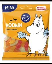 Жевательные конфеты фруктовые Fazer Moomin hedelmänmakuisia 80гр