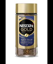 Растворимый кофе Nescafe Gold  без кофеина 100гр