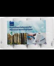 Бумажные полотенца (рисунок бабочки) Rainbow Kuviollinen talouspyyhe 4 рулона