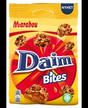 Шоколадные конфеты Marabou Daim Bites 145гр