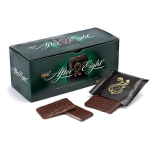 Шоколадные пластинки с мятной начинкой After Eight 200гр